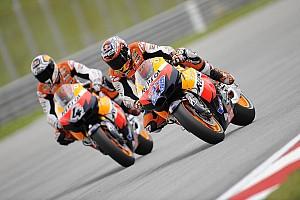 MotoGP Series Malaysian GP warmup report