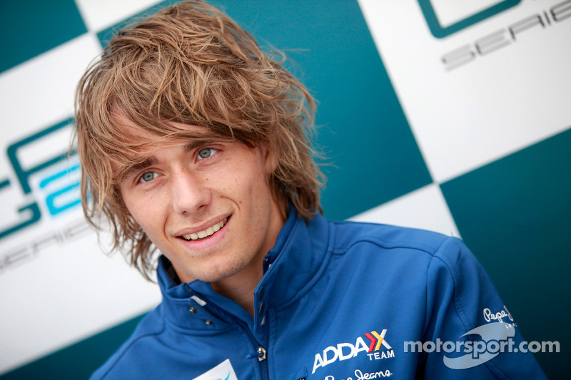 Charles Pic on pole for Virgin race seat - report