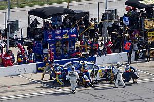 NASCAR Cup JTG Daugherty Racing statement on Talladega II penalty