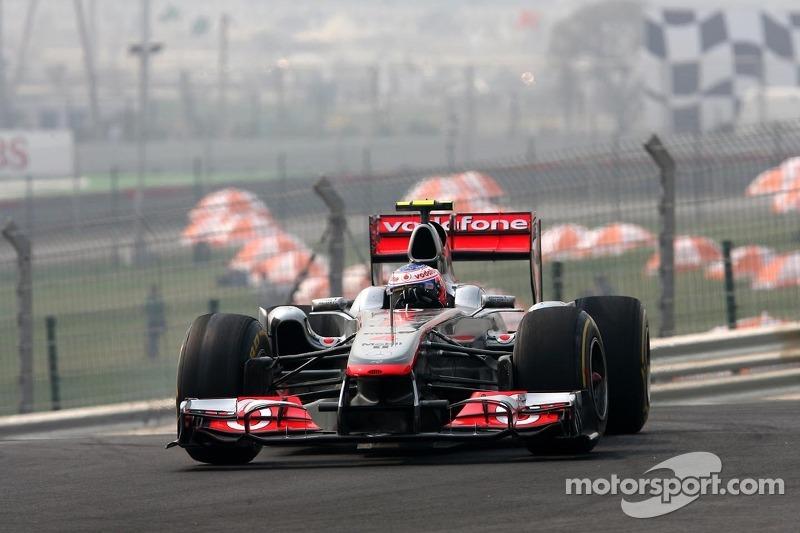 McLaren Indian GP qualifying report