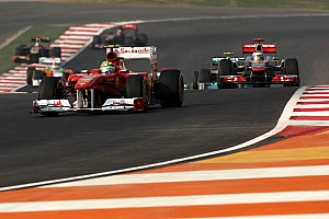 Formula 1 Ferrari to 'analyse' front wing fluttering