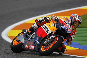MotoGP Bautista leads FP2, Stoner fastest overall in Valencia