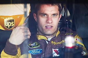 NASCAR Cup David Ragan and Matt Kenseth Texas II post-qualifying interview
