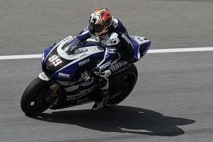 MotoGP Yamaha Valencia GP Friday report