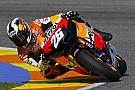 Repsol Honda Valencia test day 2 report