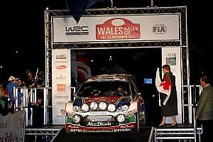 WRC Ford Wales Rally GB leg 1 summary