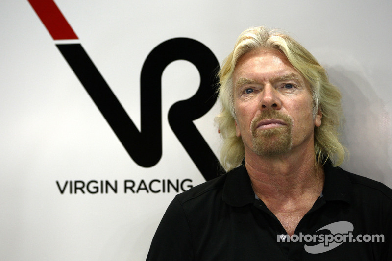 Branson still involved after Virgin name change