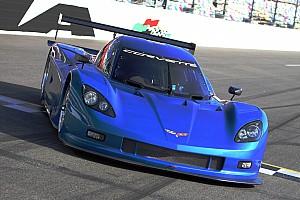 Grand-Am Corvette Daytona Prototype announcement press conference