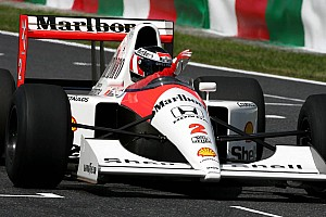 Formula 1 Honda eyes F1 return with McLaren