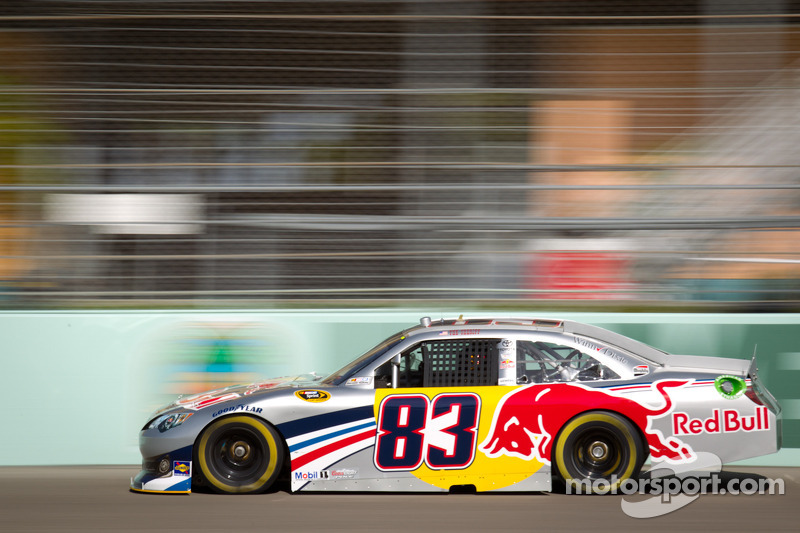 Red Bull Racing Team Homestead race report