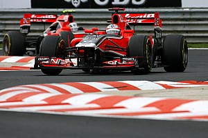 Formula 1 Marussia Virgin's Booth aiming for reliability for Brazilian GP