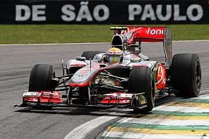 Formula 1 Wet weather expected for Brazilian GP at Interlagos