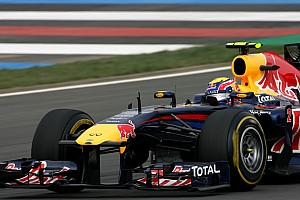 Formula 1 Webber quickest during first practice for Brazilian GP at Interlagos