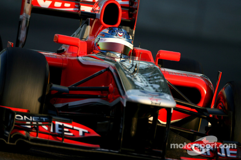 Confirmed - Pic replaces d'Ambrosio at Marussia