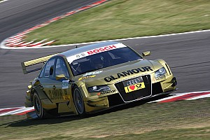 DTM Audi honors its most successful racers