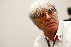 Formula 1 Ecclestone extends contract deadline for US GP