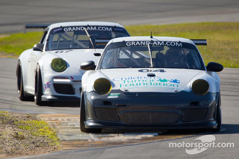 Magnus Racing4Research teams with Magnus Racing for Daytona 24H