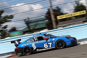 Grand-Am TRG names Pumpelly and Bertheau for 2012