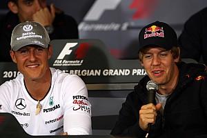 Formula 1 Vettel 'could beat Schumacher records' - Todt