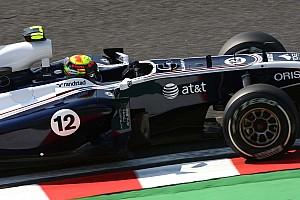 Formula 1 Williams 'worst' scenario for rookie in 2011 - Maldonado