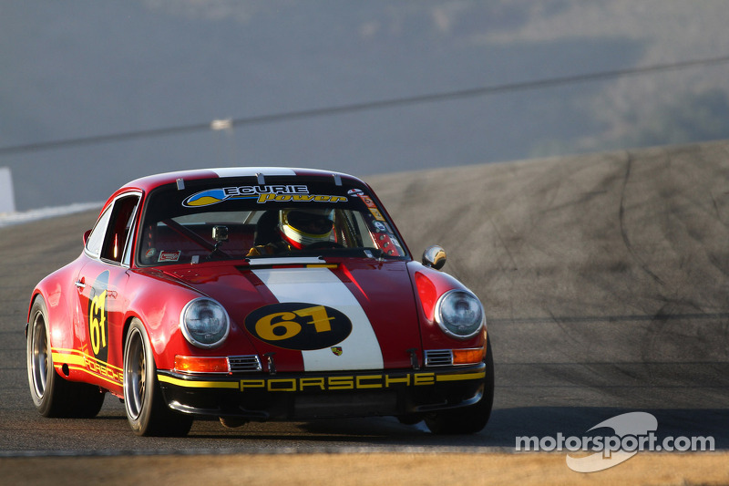 Porsche 911 to pace 2012 Daytona 24H field