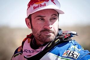 Dakar Aprilia Racing stage 2 report