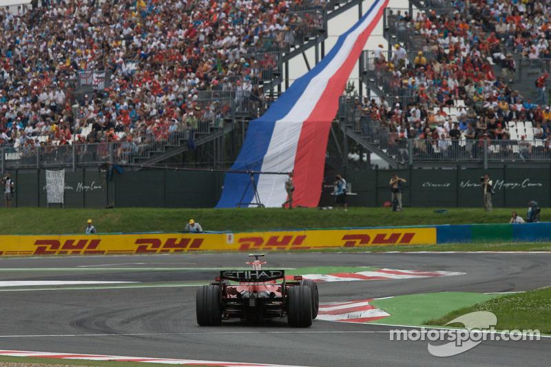September date set for 2013 French GP return