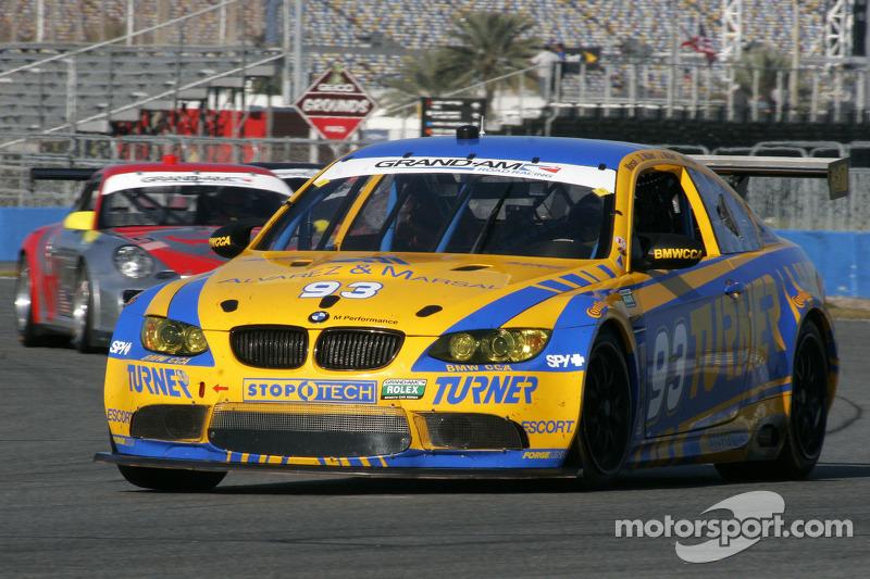 Michael Marsal Daytona January test summary