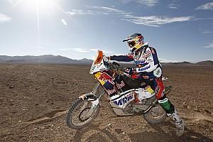 Dakar MRW KTM stage 8 report