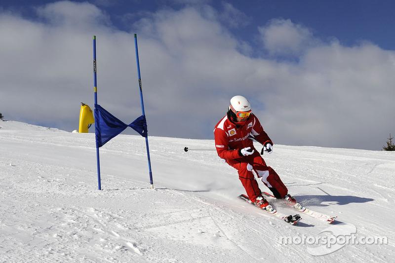 Madonna di Campiglio - Ferrari gearing up for 2012 season