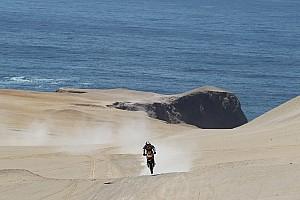 Dakar  MRW KTM stage 12 report