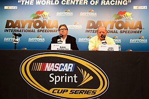 NASCAR Cup Series pre-season test day 3 interview: Pemberton and Darby