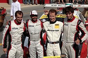 Endurance Merecedes sweeps 24H of Dubai podium