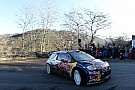Citroën Monte Carlo Rally leg 2 summary