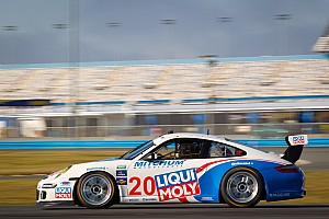 Grand-Am Mitchum Motorsports Daytona 24H qualifying report