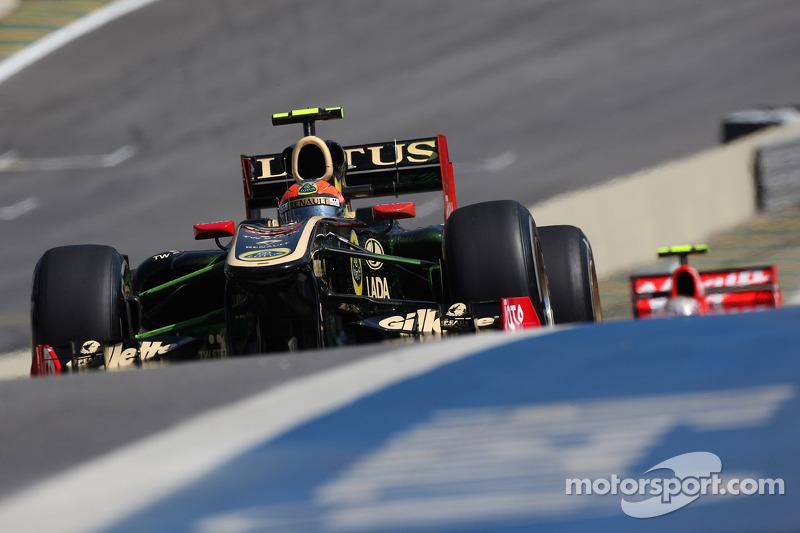 Lotus calls 2012 car 'E20'