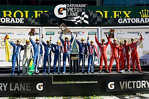 Grand-Am Series Daytona 24H race report