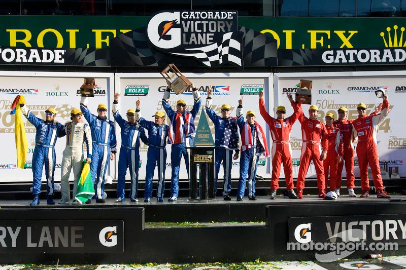 Series Daytona 24H race report