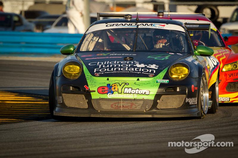 Magnus Racing4Research Daytona 24H race report