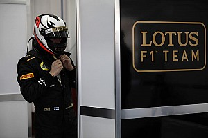 Formula 1 Lotus announces management changes