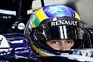 Williams Jerez test day 4 report