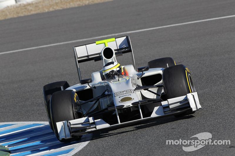 HRT Jerez test day 2 report