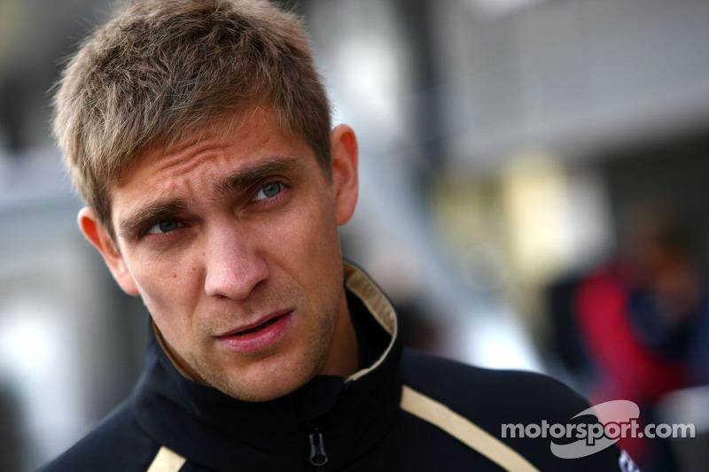 Caterham dumps Trulli for Petrov