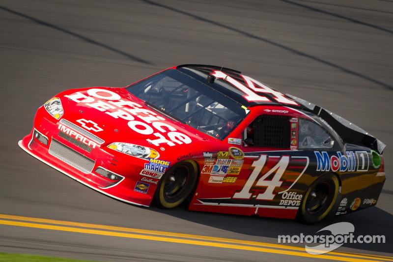 Stewart to start 3rd in Daytona 500