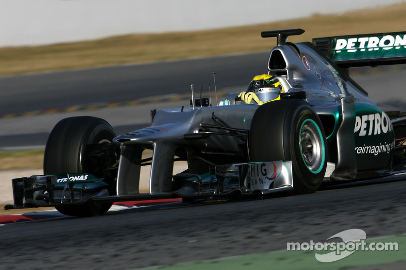 Brawn admits Mercedes 'slower than Red Bull'