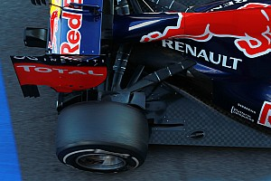 Formula 1 Red Bull Barcelona test II -  Day 3 report