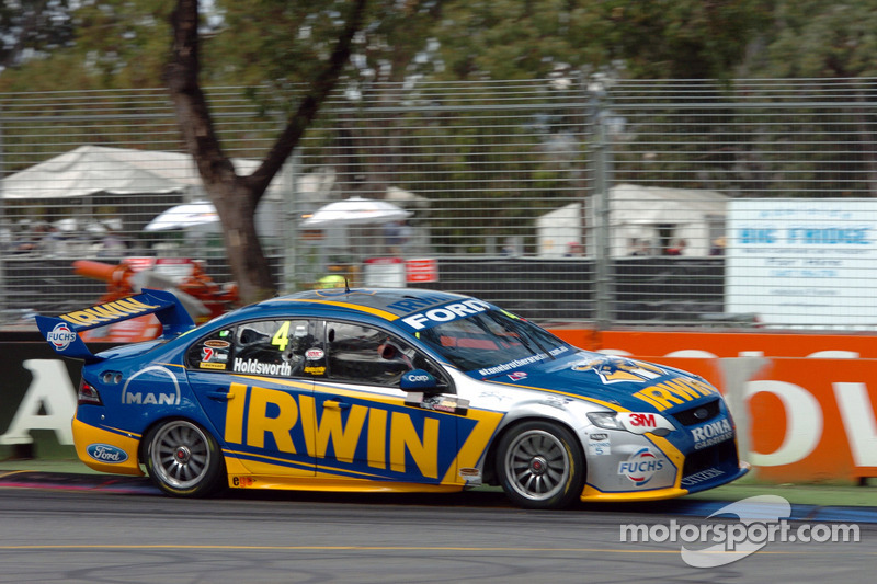 IRWIN Racing Adelaide race 1 report