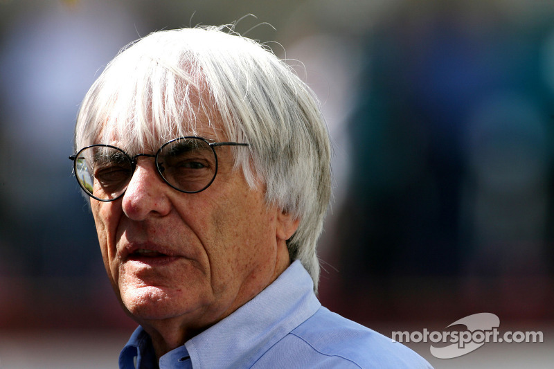 Man tipped to succeed Ecclestone leaves F1