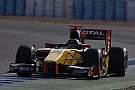 DAMS Jerez test summary