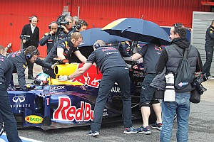 Formula 1 Red Bull may revert to 'old' RB8 for Melbourne - report